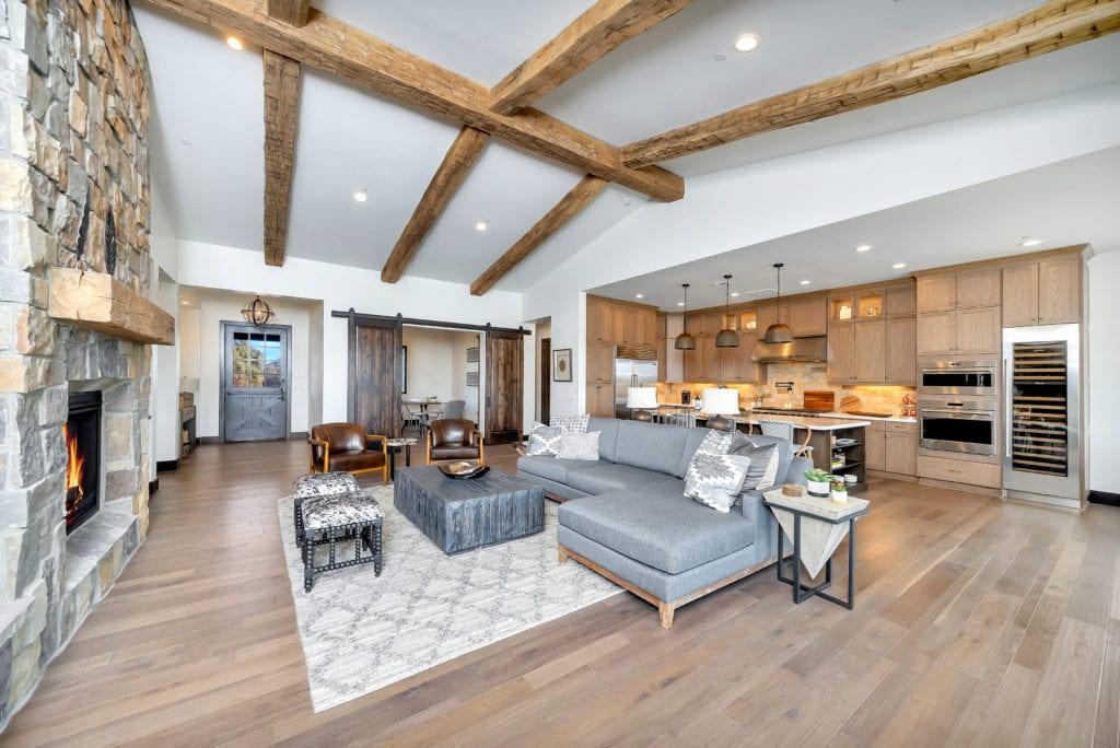 Living Room - Talking Rock   Prescott, AZ