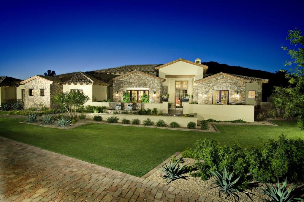 Arcadia Custom Home | Phoenix, AZ